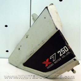 Suzuki X7 250cc Right Hand Side Panel