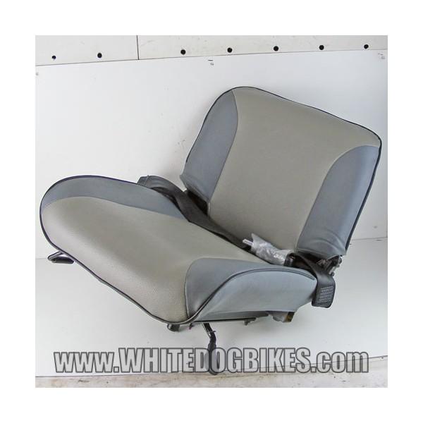 Amazing 2012 Days Strider Midi 4 Seat White Dog Motorcycle Accessories Machost Co Dining Chair Design Ideas Machostcouk