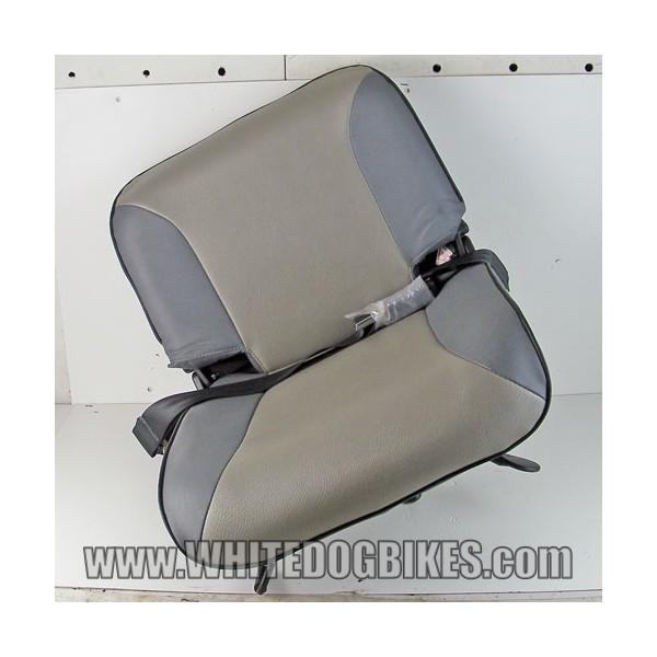 Superb 2012 Days Strider Midi 4 Seat White Dog Motorcycle Accessories Machost Co Dining Chair Design Ideas Machostcouk