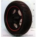 1999 Italjet Formula F50 AC Rear Wheel - 130/70-12