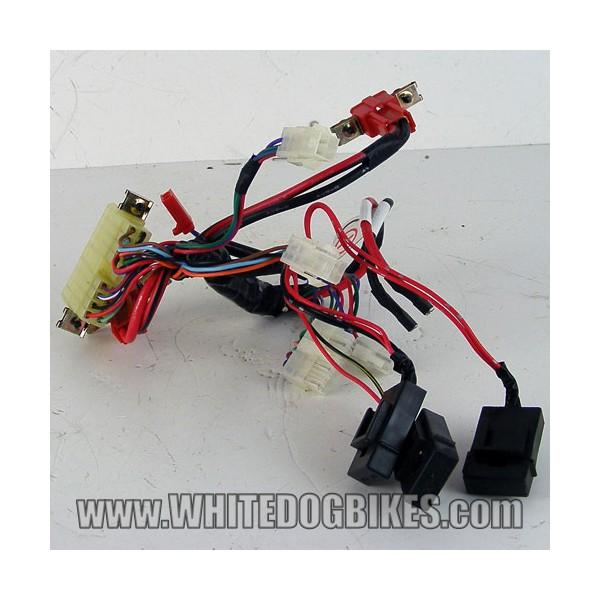 2012 Days Strider Midi 4 Controller Box Wiring Loom