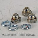 2012 Days Strider Midi 4 Wheel Nut Set (3 x nuts / washers)