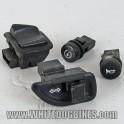2003 Piaggio Zip 50 Cat Handlebar Switches