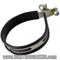 Motorcycle Exhaust Hanger Strap and Bolt