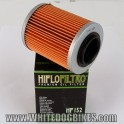 Hiflo Oil Filter Ref HF152 (same as OIF032, X312, KN-152)