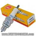 96-02 Honda C90 Cub Spark Plug - 1 x NGK CR6HSA