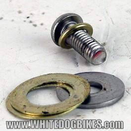 Sterling Little Gem front wheel screw