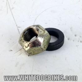 Little Gem Wheel Hub Nut