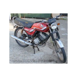 Honda H100S Parts (100cc-1986 to 1992)