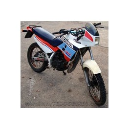 Honda MTX125 HRC Rally Sport Parts (1988 to 1991)