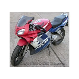Honda NSR125 JC22 Foxeye Parts (2002)