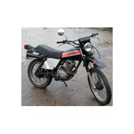 Honda XL125 S Parts (1979)