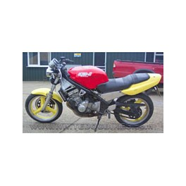 Honda CB1 NC27 Parts (CB400F 1989 to 1990)