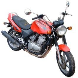 Honda CB500 Parts (1993 to 2003)