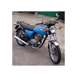 Kawasaki Z200 Parts (KZ200 A1 - 1978)