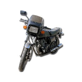 Kawasaki Z250 Parts (KZ 250 - 78 to 84)