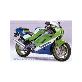 Kawasaki ZXR250 A Parts (ZX250 A1 and A2 - 1989 to 1990)
