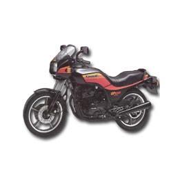 Kawasaki GPz305 Parts (EX305 - 83 to 96)
