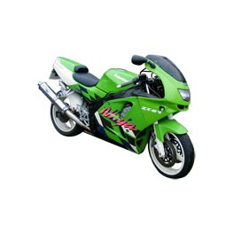 Kawasaki ZX6R Ninja F Parts (F1 / F2 / F3 - 1995 to 1998)