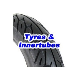 Motorcycle and Scooter Tyres and Innertubes