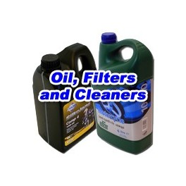 Motorcycle Oil, Filters and Service Items
